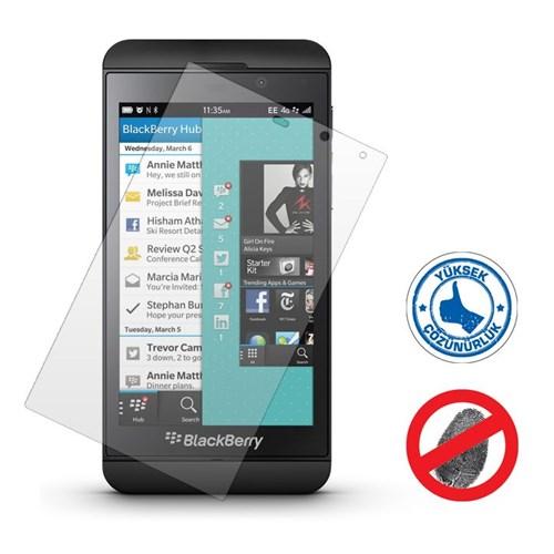 Vacca Blackberry Z10 Mat Parlamaz Ekran Filmi