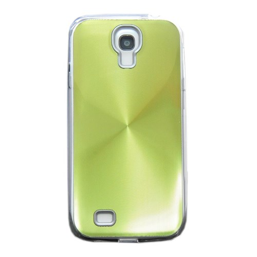 Vacca Samsung Galaxy S4 Metaclic H.C - Business Class Green - Yeşil Kapak