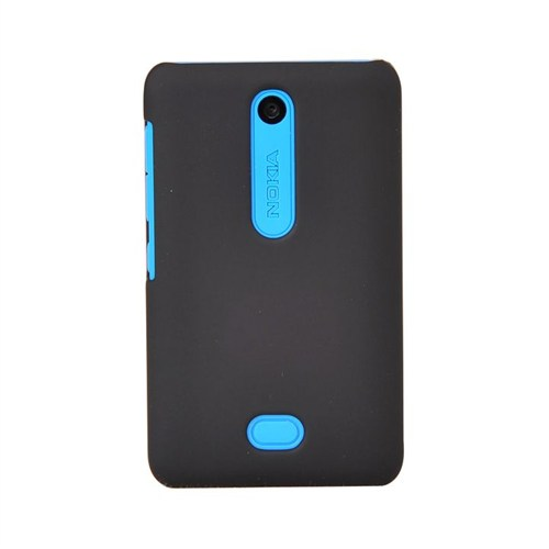 Vacca Nokia 501 Medium Hard Case S-Line Siyah