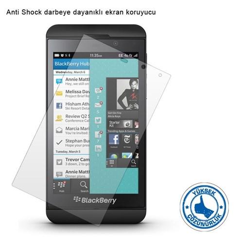 Vacca Blackberry Z10 Anti Shock Ekran Filmi