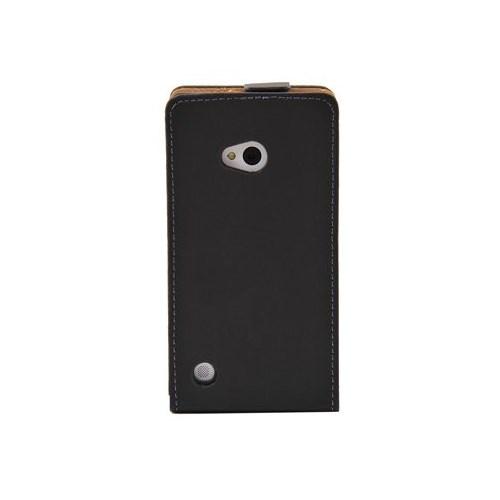 Duck Lumia 720 Silk Touch Kilif S-Line Siyah Kapak