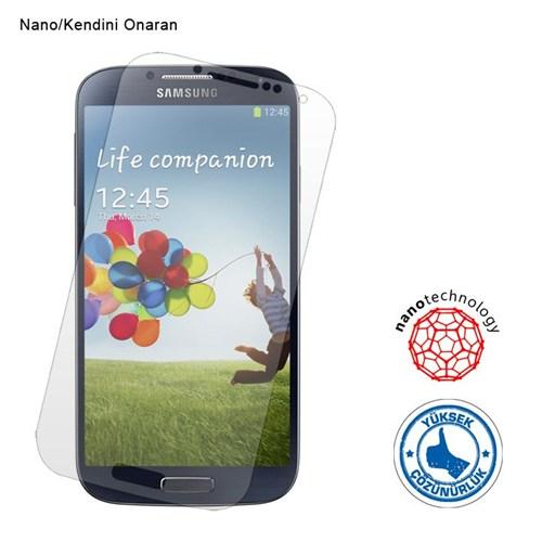 Vacca Samsung Galaxy S4 Nano Kendini Onaran Ekran Filmi