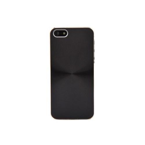 Duck Apple iPhone 5 Longplay Touch Business Class Siyah Kapak