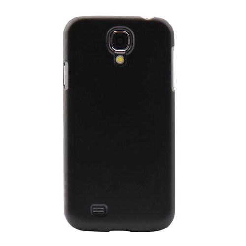Vacca Samsung Galaxy S4 Sert Plastik Daily Siyah Kapak