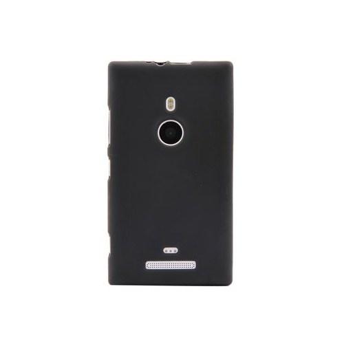 Vacca Nokia Lumia 925 Plastic Business Class Siyah Kapak