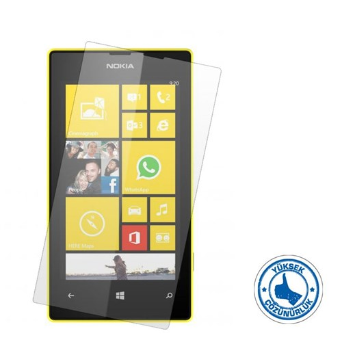 Duck Lumia 520 Parlak Ekran Filmi