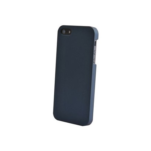Duck Apple iPhone 5 Kumlu Doku Daily Mavi Kapak