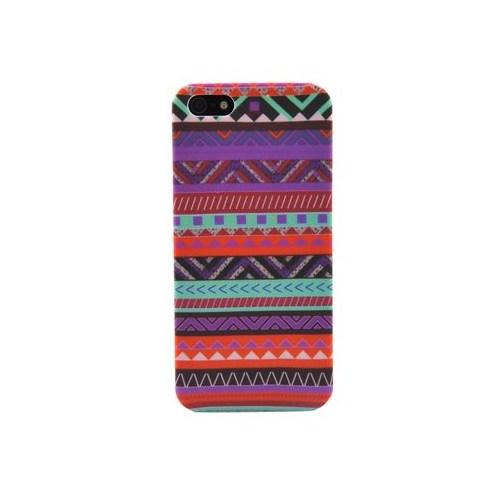 Duck Apple iPhone 5 Maya Ethnic 2 Kapak