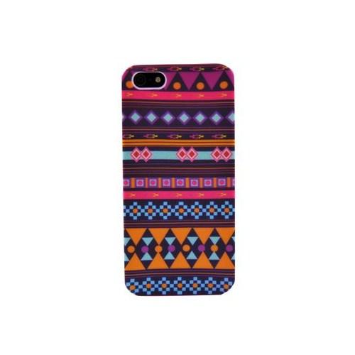 Duck Apple iPhone 5 Maya Ethnic 1 Kapak
