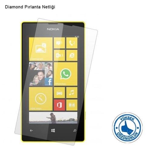 Vacca Nokia Lumia 520 Diamond Ekran Filmi