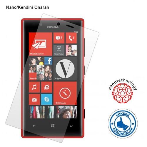 Vacca Nokia Lumia 720 Nano Kendini Onaran Ekran Filmi