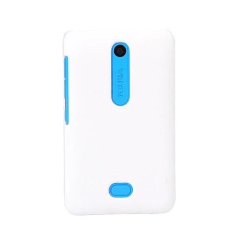 Vacca Nokia 501 Medium Hard Case S-Line Beyaz