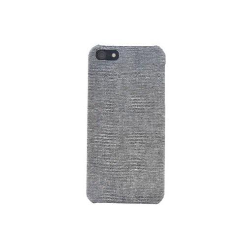Duck Apple iPhone 5 Jean Y-Line Black - Siyah Kapak