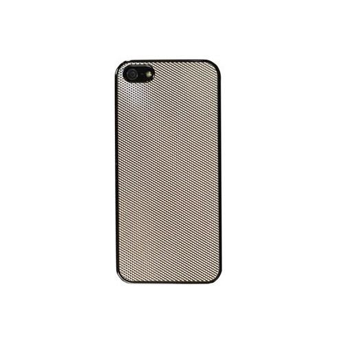 Resonare Apple iPhone 5 Futuristic 1 Business Class Grey Kapak