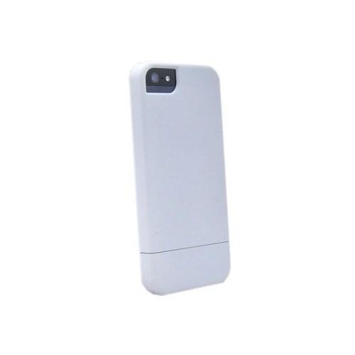 Duck Apple iPhone 5 Sandy Slider - Grey - Gri Kapak