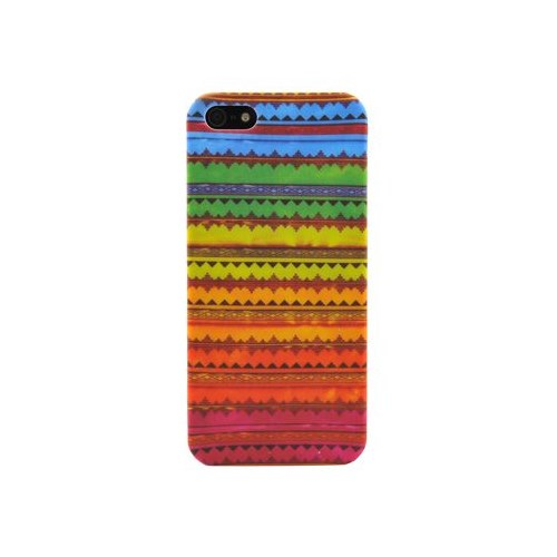 Duck Apple iPhone 5 Maya Ethnic 6 Kapak