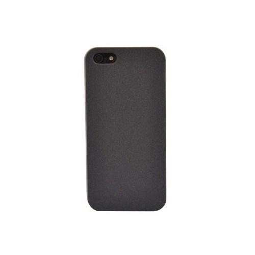 Duck Apple iPhone 5 Kumlu Doku Daily Siyah Kapak