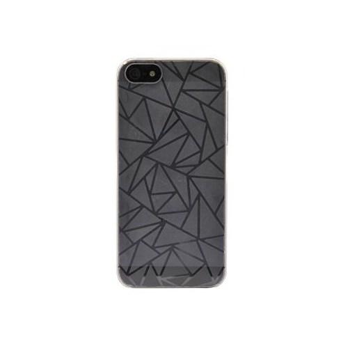 Duck Apple iPhone 5 Triangels Skin Daily Şeffaf Kapak