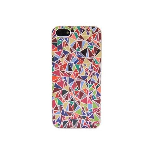 Duck Apple iPhone 5 Mosaic1 Hard Case Kapak