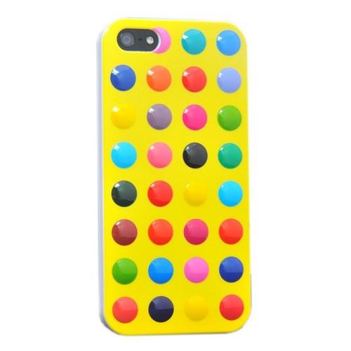 Duck Apple iPhone 5 Bonibon Desenli - Casual - Sari Kapak