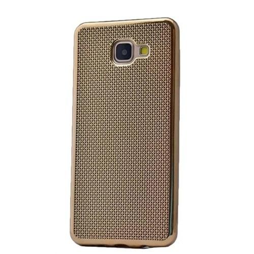 KılıfShop Samsung Galaxy A7 2016 Hasır Silikon Kılıf