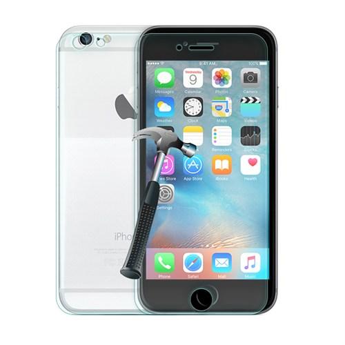 Cep Market İphone 6-6S Cam Kırılmaz Ön Arka Ekran Koruyucu