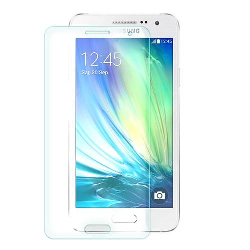 Cep Market Samsung Galaxy A3 Cam Kırılmaz Ekran Koruyucu