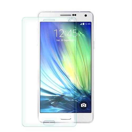 Cep Market Samsung Galaxy A7 Cam Kırılmaz Ekran Koruyucu