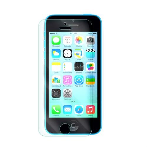Cep Market Apple İphone 5C Cam Kırılmaz Ön Ekran Koruyucu