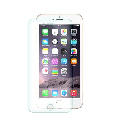 Cep Market Apple İphone 6-6S Plus Cam Kırılmaz Ön Ekran Koruyucu