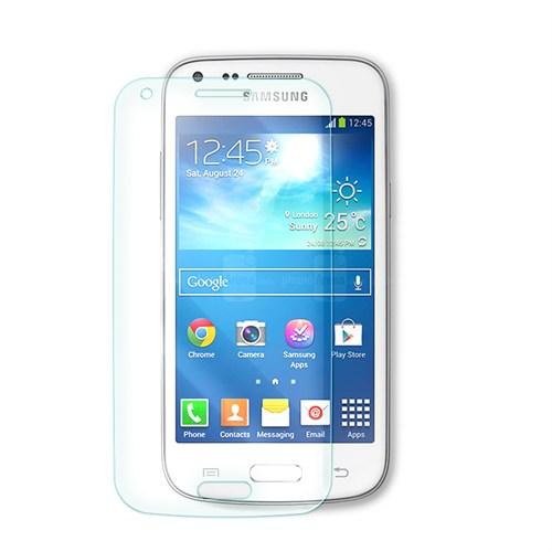 Cep Market Samsung Galaxy Core Plus Cam G3500 Kırılmaz Ön Ekran Koruyucu