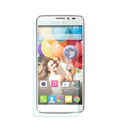 Cep Market General Mobile Discovery 2 Cam Kırılmaz Ön Ekran Koruyucu