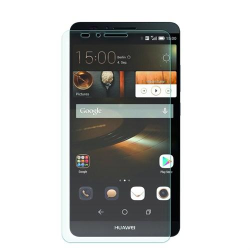 Cep Market Huawei Mate 7 Cam Kırılmaz Ön Ekran Koruyucu