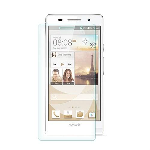 Cep Market Huawei P6 Cam Kırılmaz Ön Ekran Koruyucu