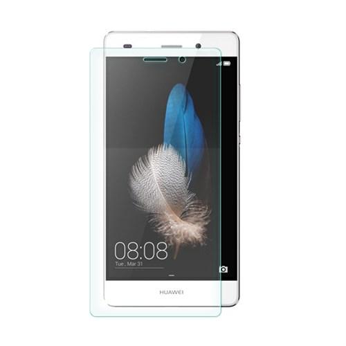 Cep Market Huawei P8 Lite Cam Kırılmaz Ön Ekran Koruyucu