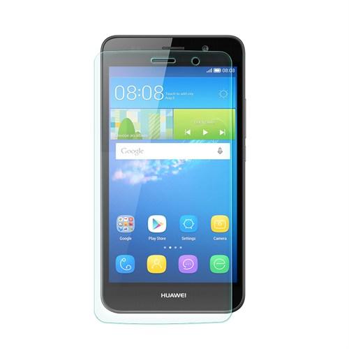 Cep Market Huawei Y6 Cam Kırılmaz Ön Ekran Koruyucu