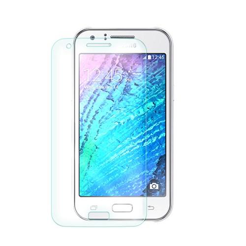 Cep Market Samsung Galaxy J1 Cam Kırılmaz Ön Ekran Koruyucu