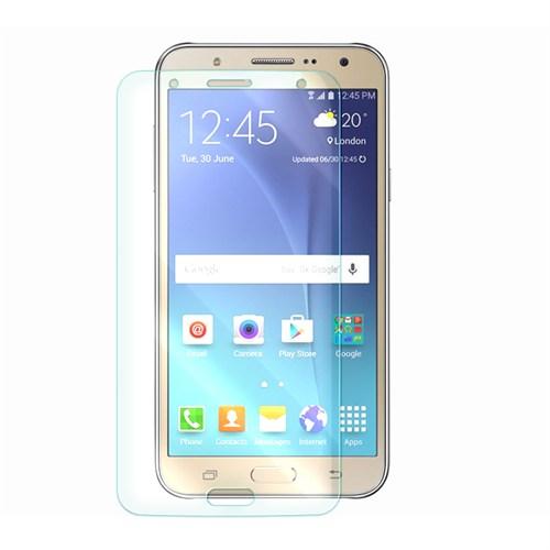 Cep Market Samsung Galaxy J7 Cam Kırılmaz Ön Ekran Koruyucu
