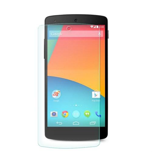 Cep Market Lg Nexus 5 Kırılmaz Cam Ekran Koruyucu - Tempered Glass