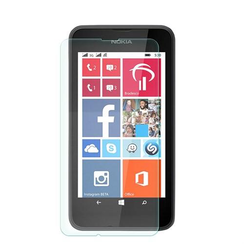 Cep Market Microsoft Lumia 530 Kırılmaz Cam Ekran Koruyucu - Tempered Glass