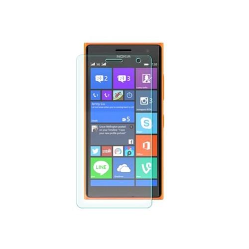 Cep Market Microsoft Lumia 730 Kırılmaz Cam Ekran Koruyucu - Tempered Glass