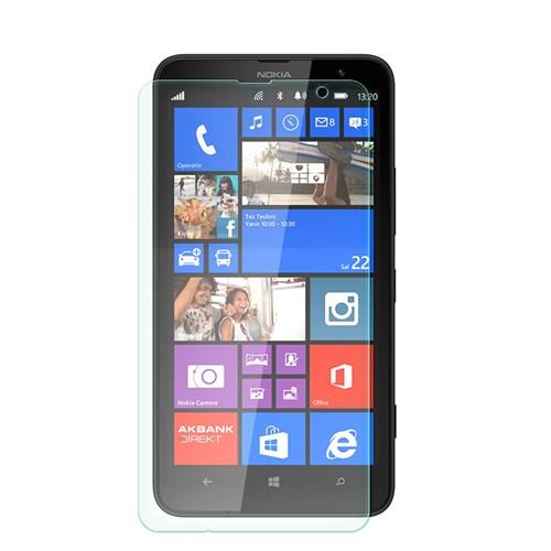Cep Market Microsoft Lumia 1320 Kırılmaz Cam Ekran Koruyucu - Tempered Glass