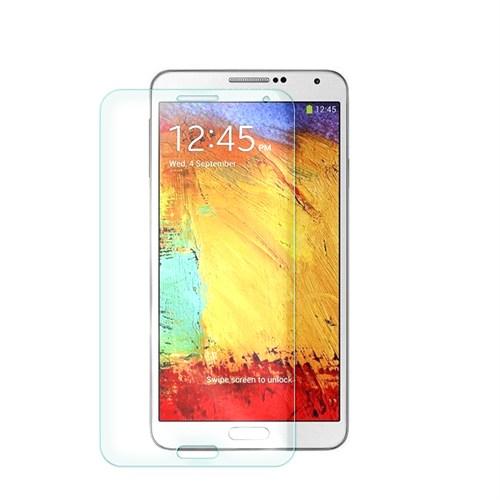 Cep Market Samsung Galaxy Note 3 Kırılmaz Cam Ekran Koruyucu - Tempered Glass