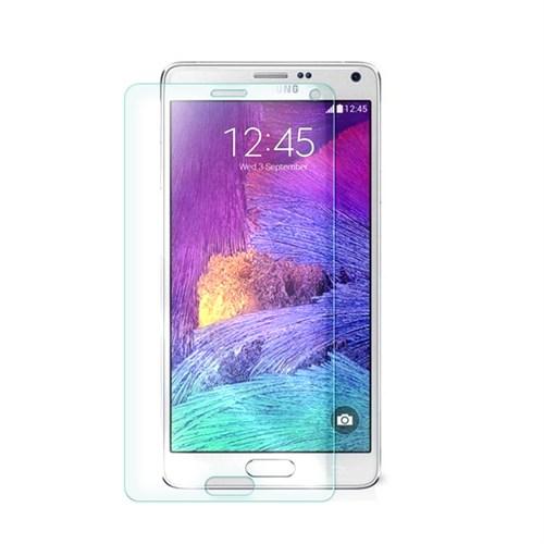 Cep Market Samsung Galaxy Note 4 Kırılmaz Cam Ekran Koruyucu - Tempered Glass