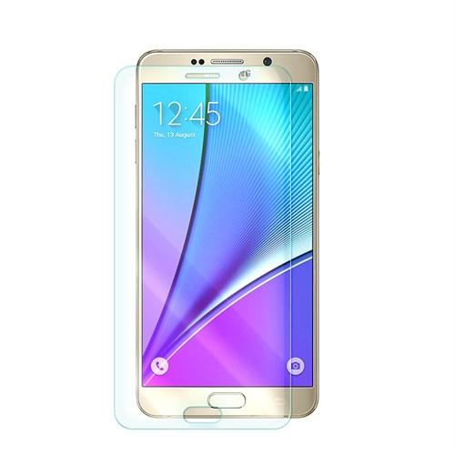 Cep Market Samsung Galaxy Note 5 Kırılmaz Cam Ekran Koruyucu - Tempered Glass