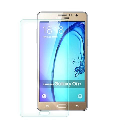 Cep Market Samsung Galaxy On7 Kırılmaz Cam Ekran Koruyucu - Tempered Glass