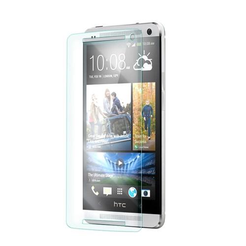 Cep Market Htc One M7 Kırılmaz Cam Ekran Koruyucu - Tempered Glass