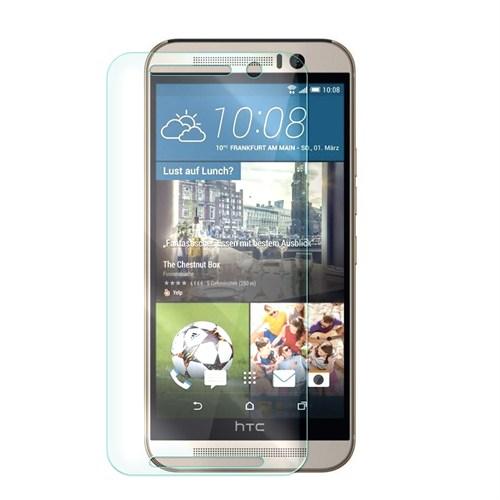 Cep Market Htc One M9 Kırılmaz Cam Ekran Koruyucu - Tempered Glass