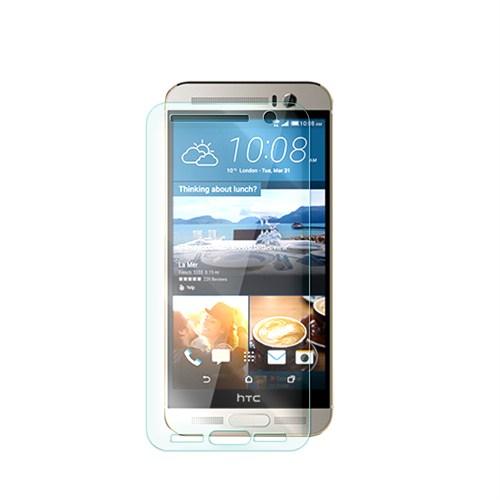 Cep Market Htc One M9 Plus Kırılmaz Cam Ekran Koruyucu - Tempered Glass