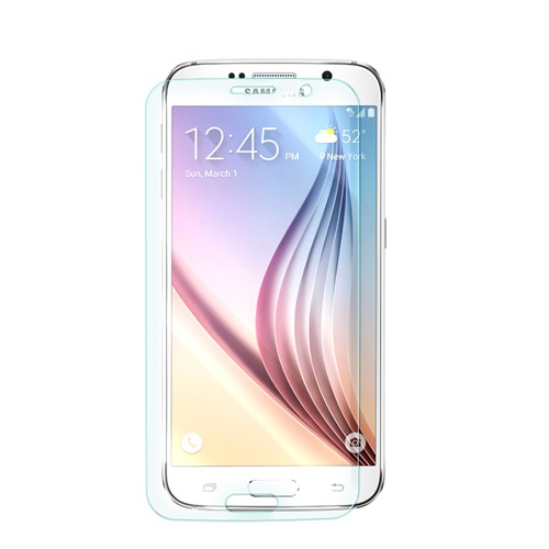 Cep Market Samsung Galaxy S6 Kırılmaz Cam Ekran Koruyucu - Tempered Glass